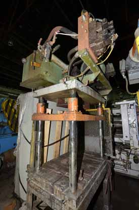 Metal Mechanics Vertical Hydraulic Trim Press