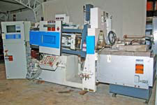 Frech Hot Chamber High Pressure Die Cast Machine