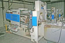 Frech Horizontal Hot Chamber Die Cast Machine