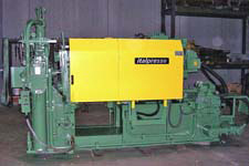 Italpresse Horizontal Hot Chamber Die Cast Machine
