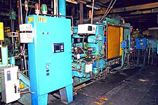 Kux-Wickes 450 Ton Zinc Die Cast Machine
