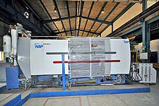 NTP 600 Ton Hot Chamber Zinc Die Cast Machine