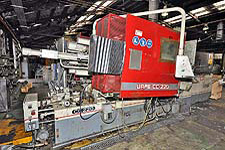 Urpe 160 Ton Hot Chamber Zinc Die Cast Machine
