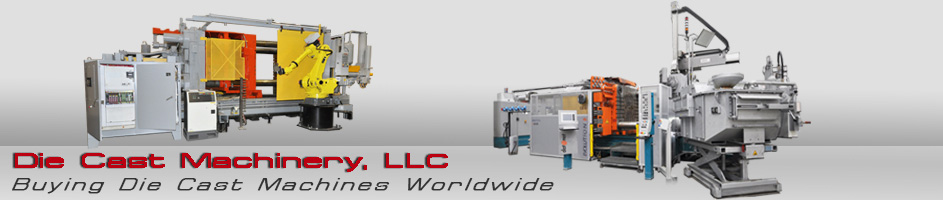 Die-Casting Machines World-Wide-Delivery